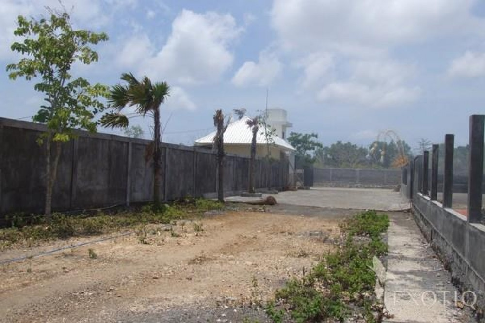 Freehold Land in a great location of Jimbaran