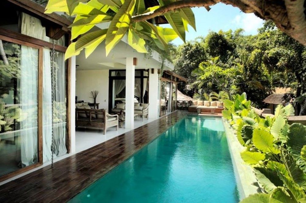 beautiful villa for living in umalas Kerobokan