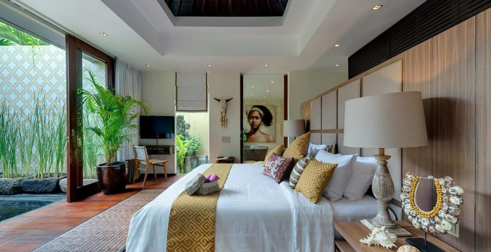 Menakjubkan Villa 3 kamar tidur
