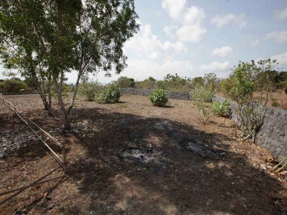 Freehold Land with Great Views in Balangan