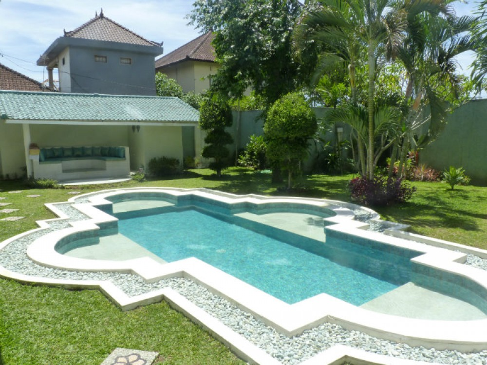 Spacious 4 bedrooms villa in Umalas
