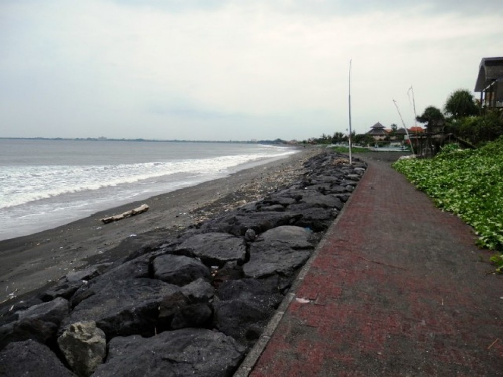 Superb Freehold Beachfront Land in Ketewel