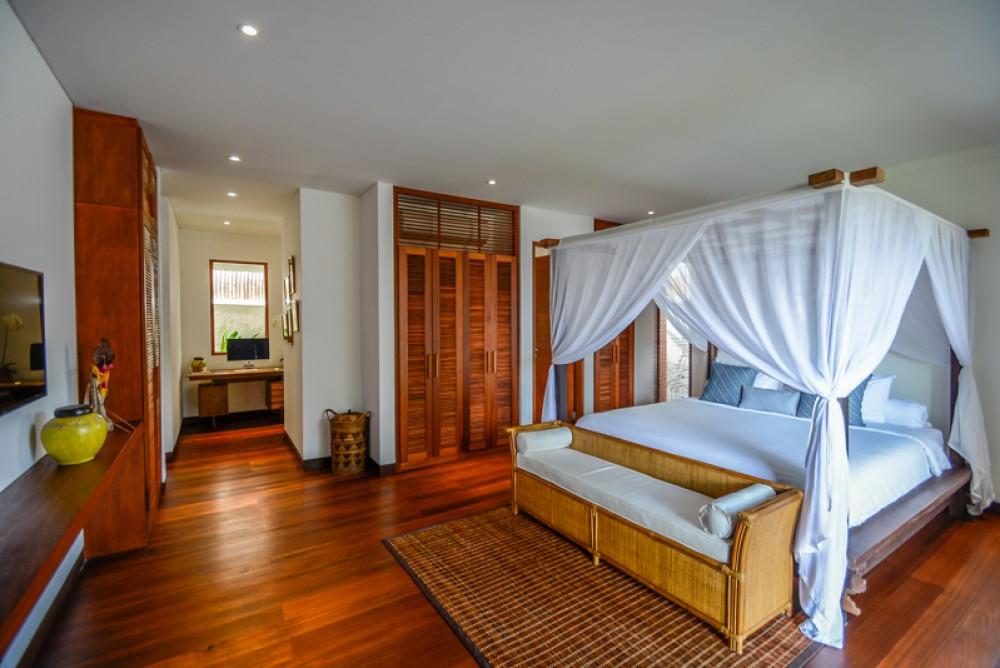 Uniquely designed four bedrooms villa for sale in Umalas