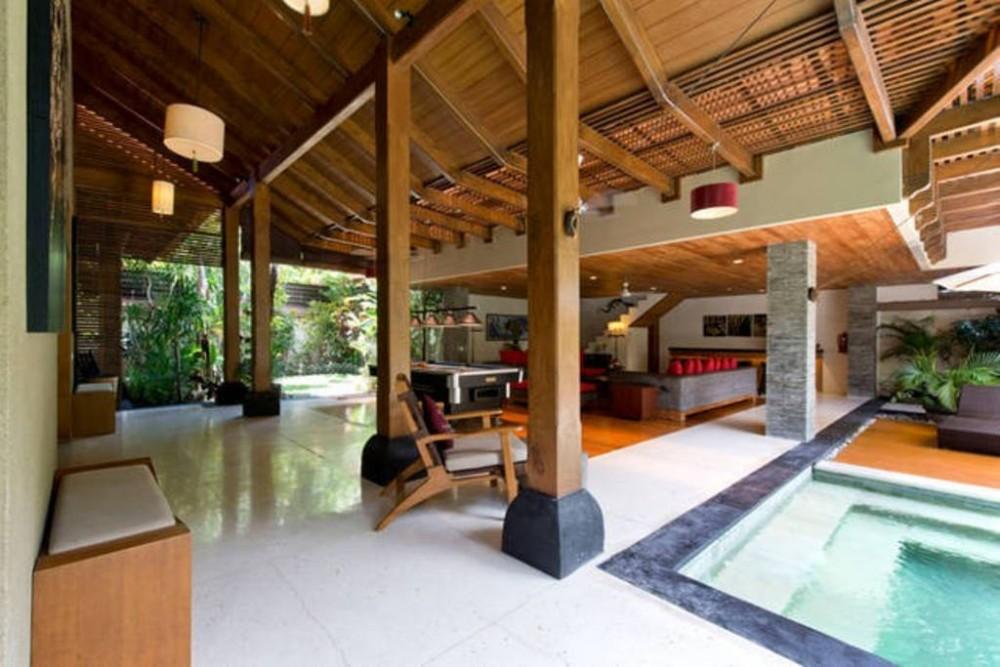 3 kamar tidur renang pribadi renang Villa