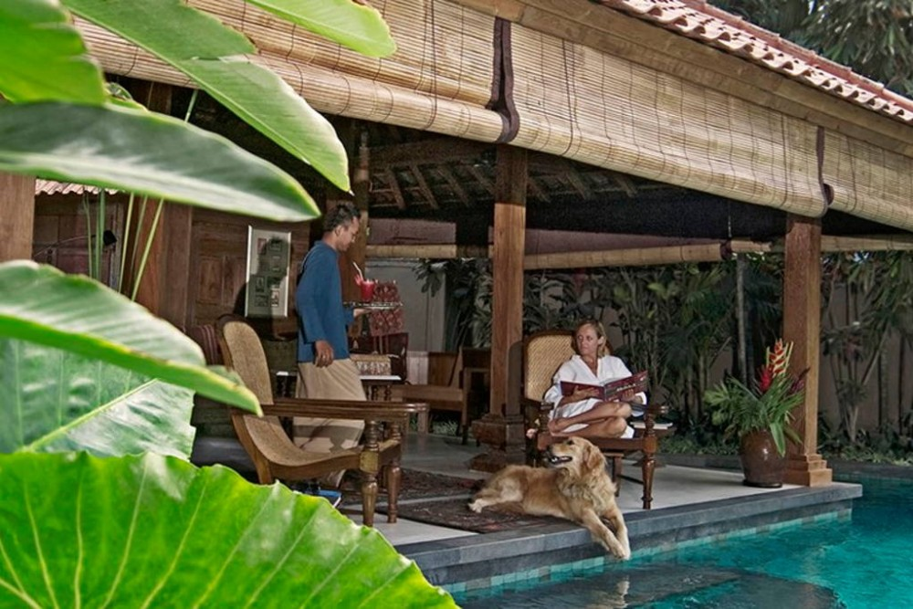 Villa Oost Indies 3 kamar tidur di Seminyak