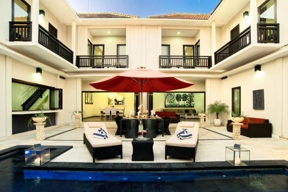 Villa Santai-Zen, 5 Kamar Tidur Villa
