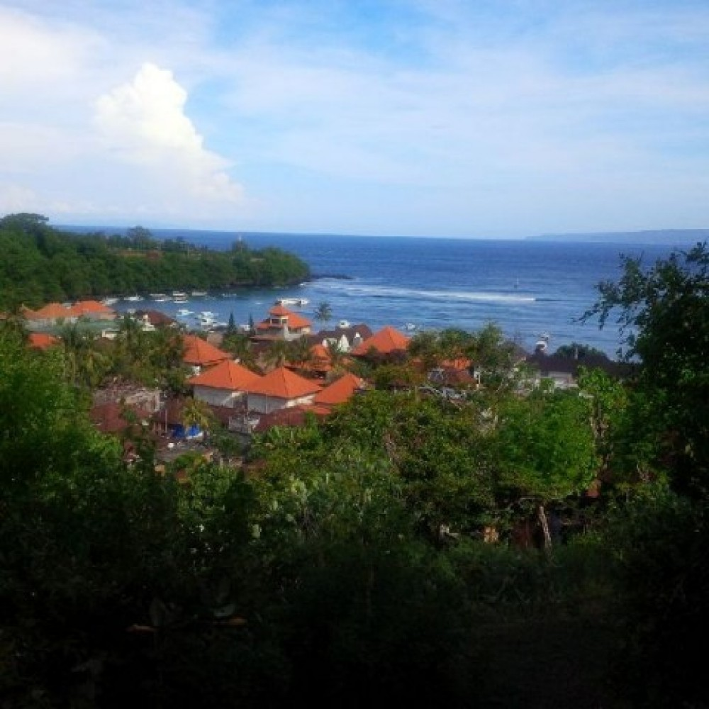 Massive 2.8 Hectare Hill Top Land in Karangasem