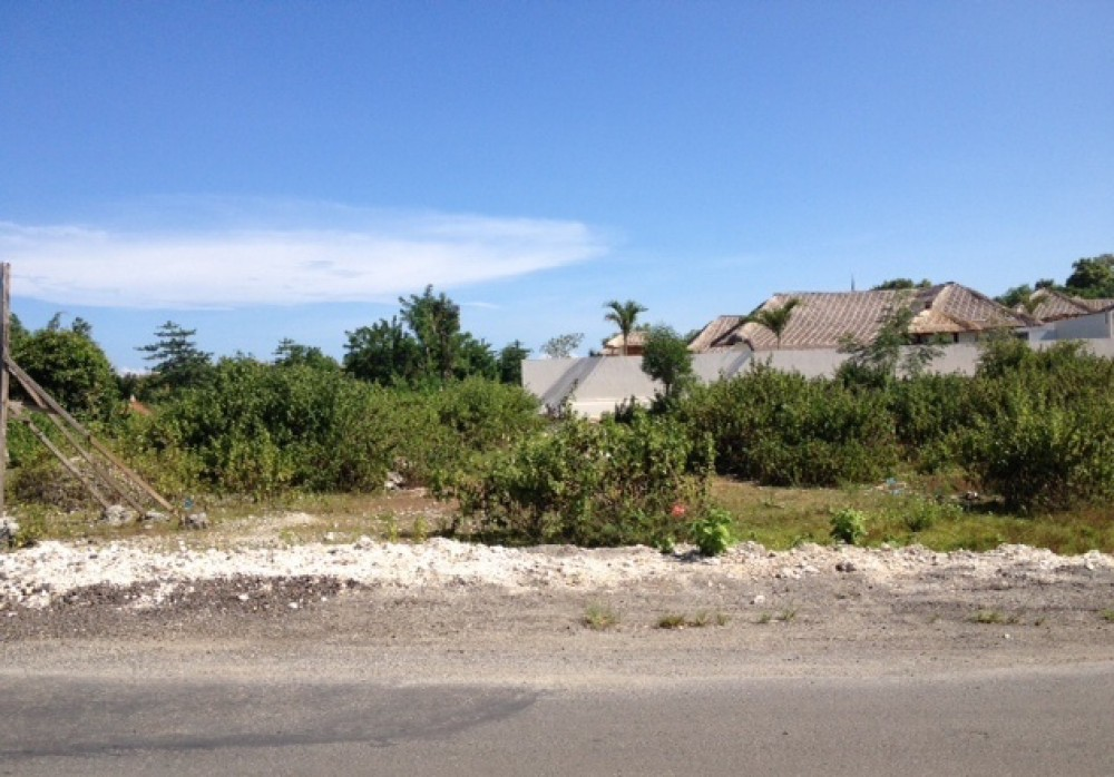 Great Land Close to Karma Kandara Beach in Bukit