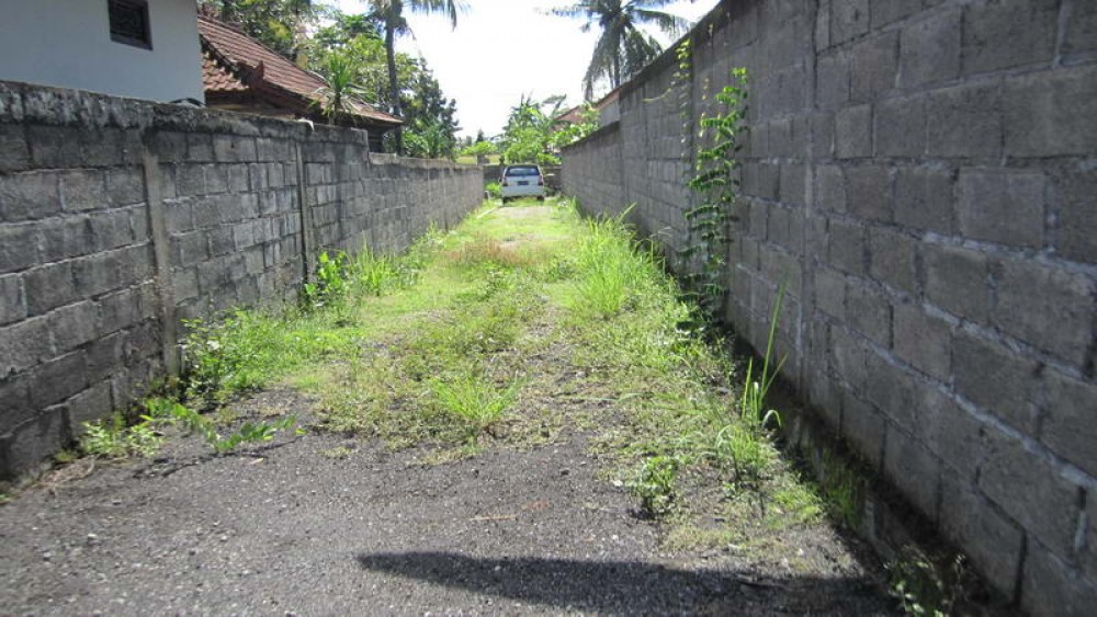 Ideal Piece of Freehold Land in Tabanan