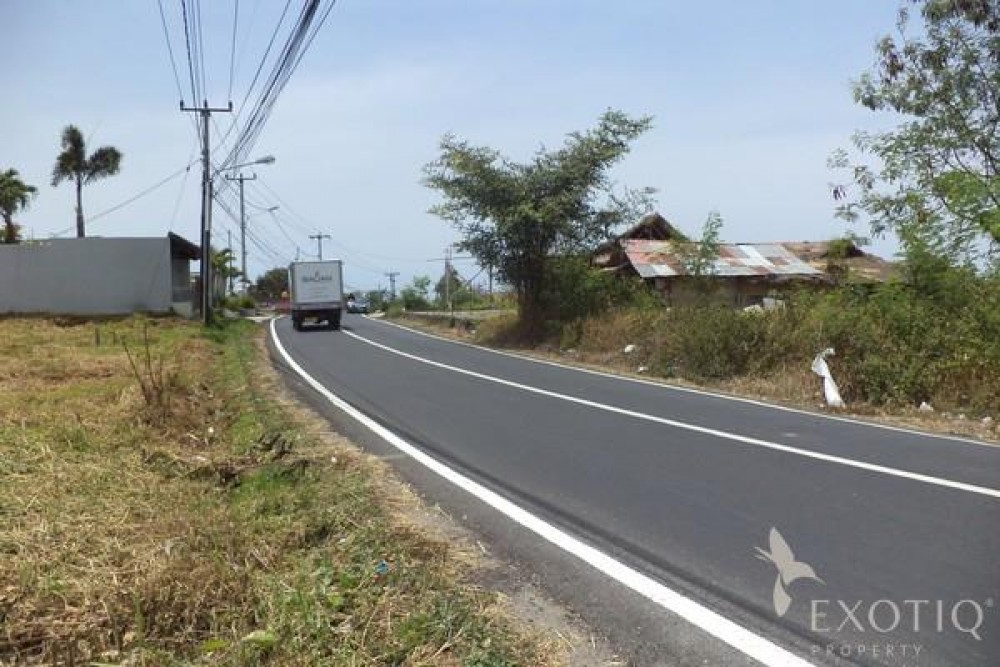 Freehold Land Minutes Away from Echo beach in canggu
