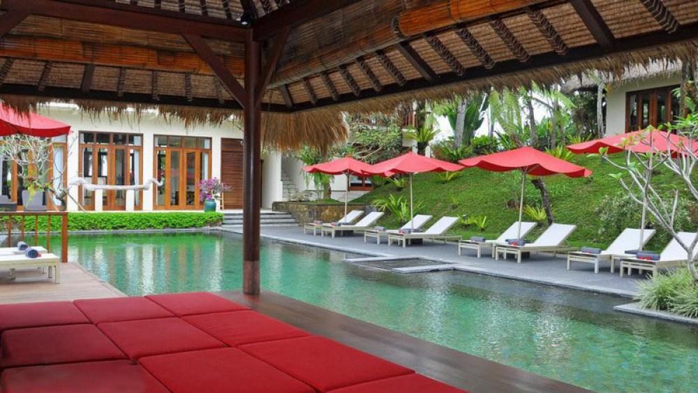 magnificent 5 bedroom freehold villa resort for sale in ubud kibarer property