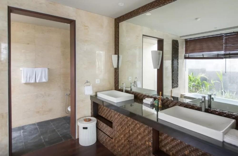 Villa modern, menakjubkan Ocean View
