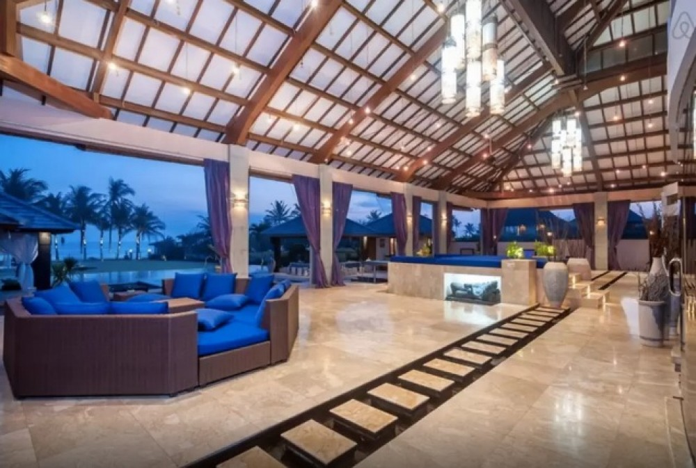 Five Elements Bali, Club House