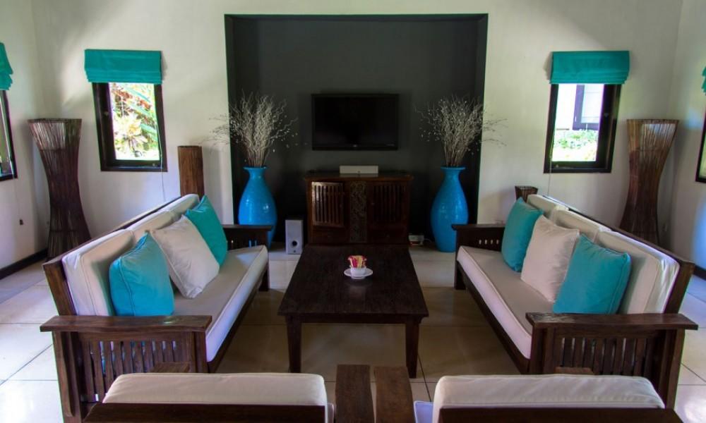 Super luxe villa op Bali