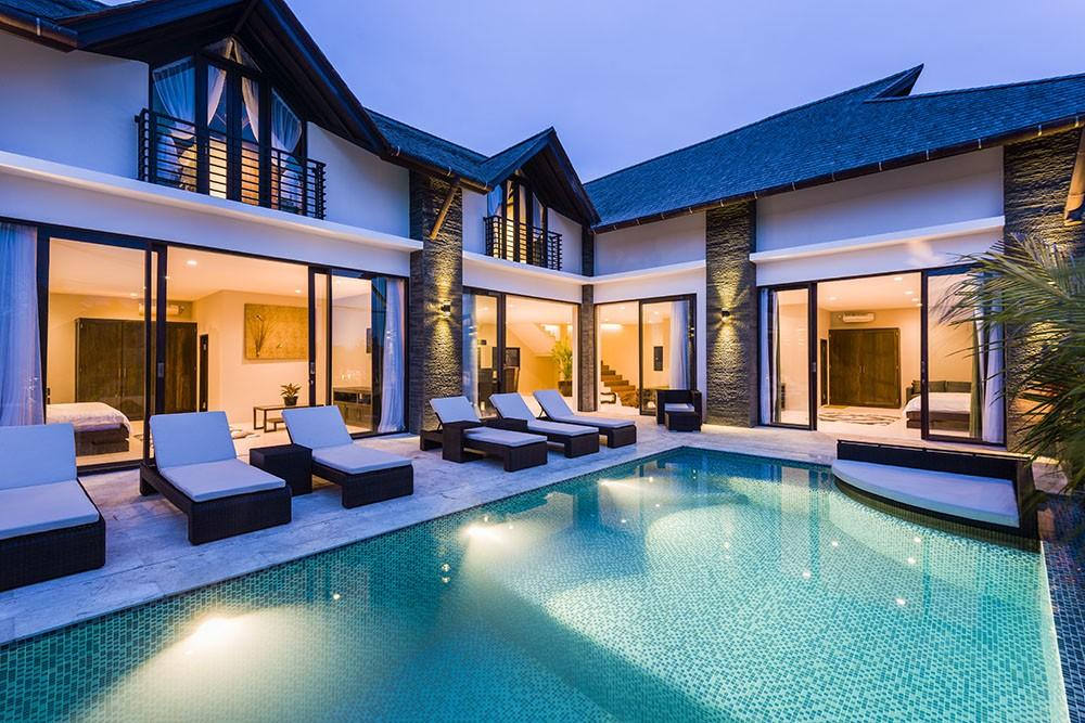 14 PALMS - lengkap residence