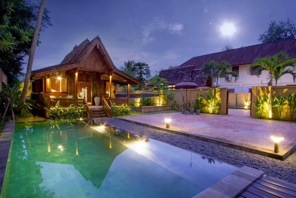 4 bedrooms private villa Ubud, Bali