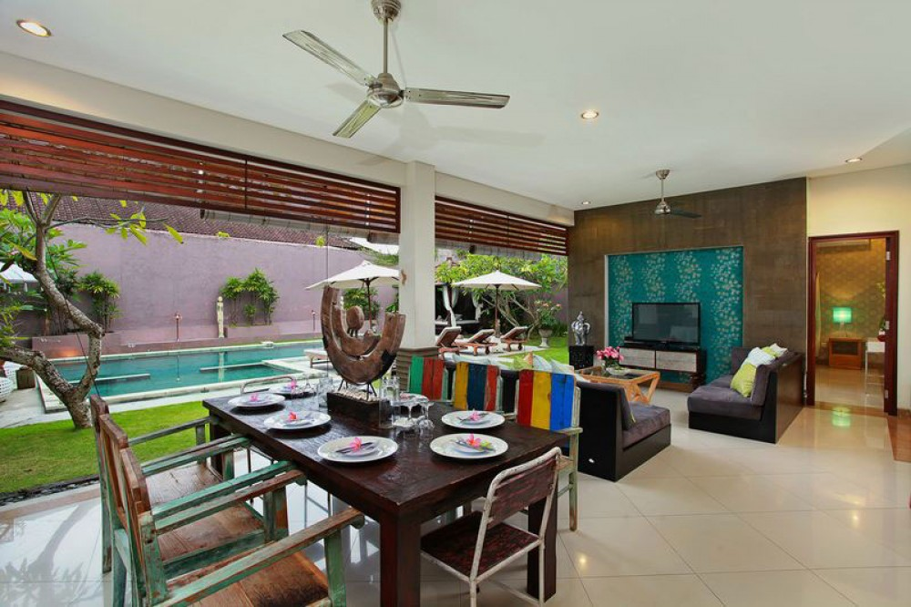 Luxury Villa Raull - 4BR Home + Private Pool