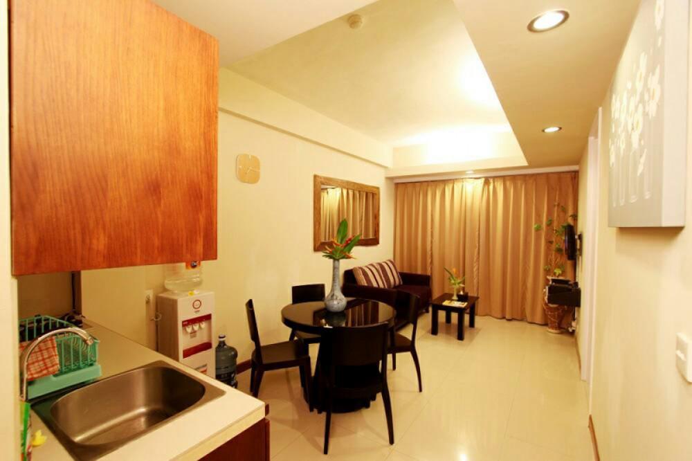 Apartemen studio indah dijual di Seminyak