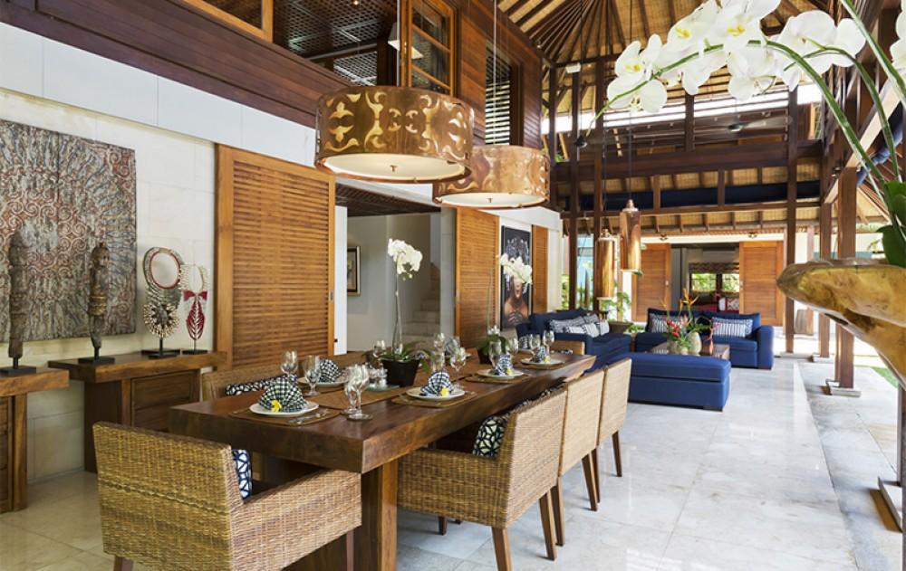 Villa ekslusif di kawasan Petitenget (Seminyak)