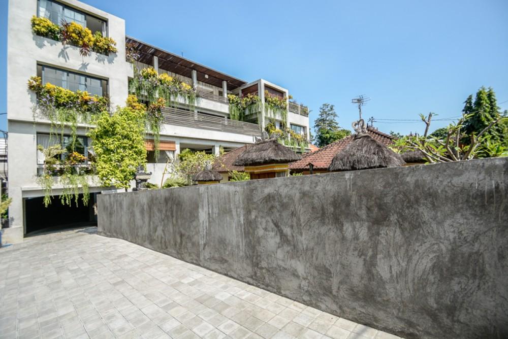 Beautiful two bedrooms apartment for sale in Seminyak