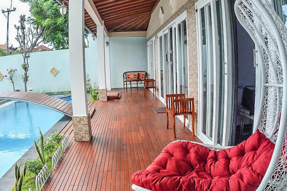Merek baru freehold villa dijual di Ungasan