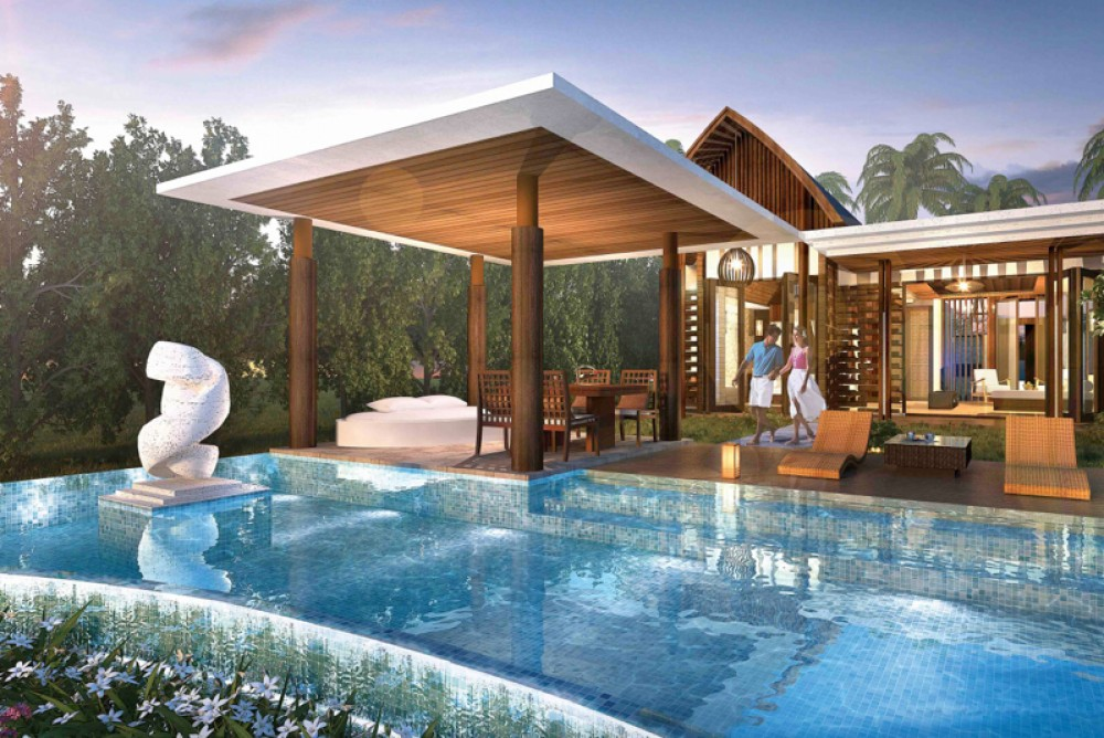 One bedrooms villa good for investment for sale in Pecatu