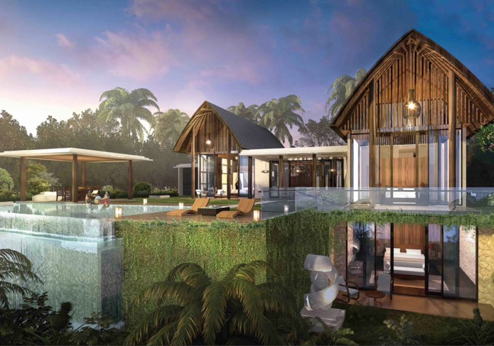 Three bedrooms villa project for sale in Pecatu