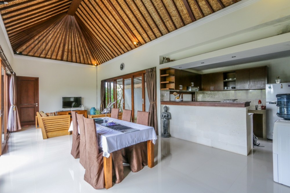 Peaceful four bedrooms freehold villa for sale in Ungasan