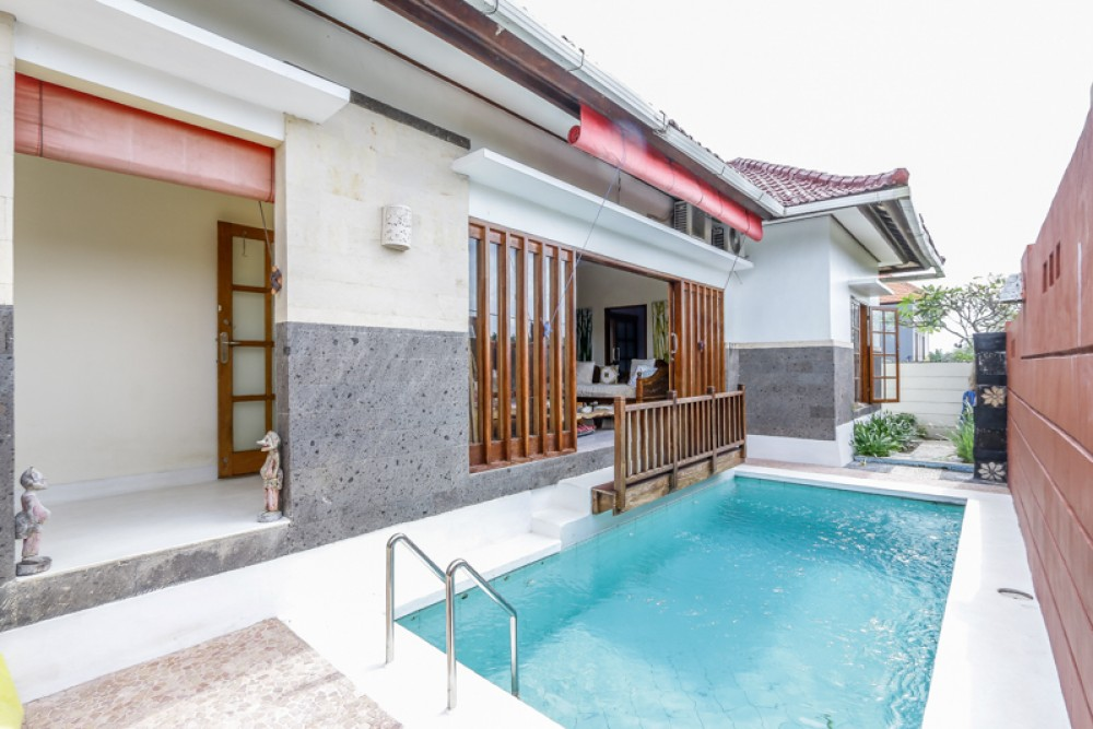 Attractive price for freehold villa in Canggu-Pererenan