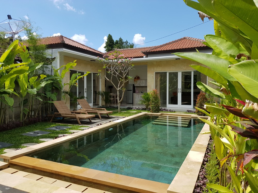 STUNNING 2 BEDROOMS IN UBUD