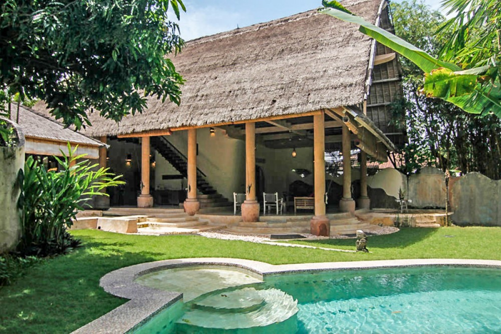 Beautiful traditional villa for sale in Umalas