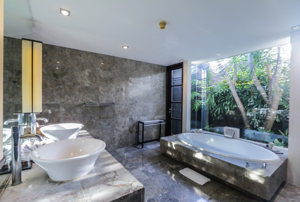Beautiful three bedrooms villa for sale in Seminyak