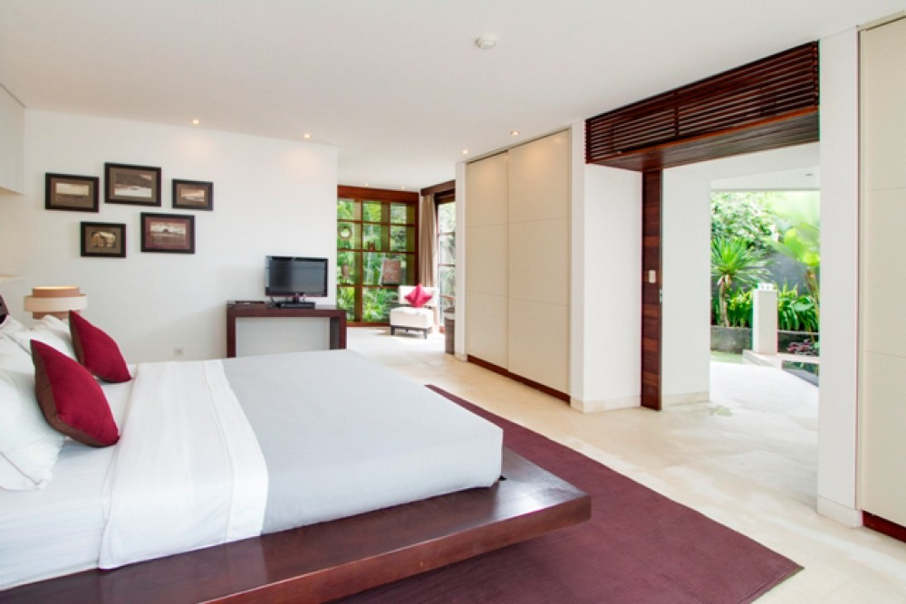 Best for investment three bedrooms villa for sale in Seminyak
