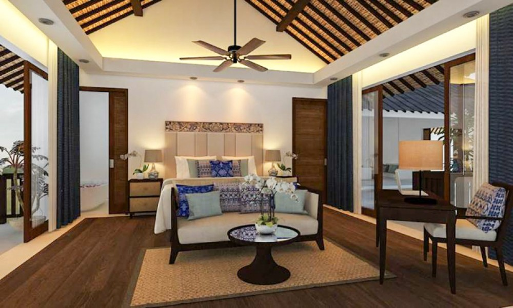 Amazing villa complex with beautiful view for sale in Nusa Dua