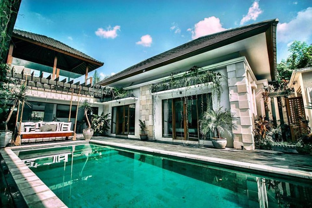 nice villa in berawa canggu