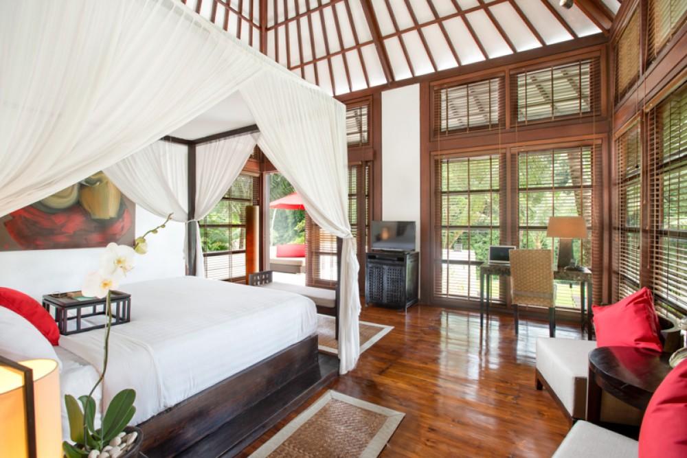 Hotel-villa mewah dengan luas Tanah dijual di Canggu