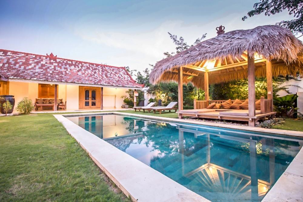 Dijual villa nyaman dan mempesona di kawasan Pecatu