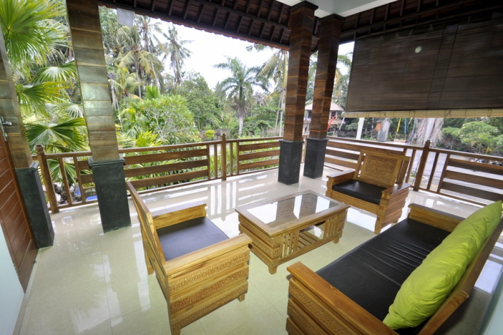 THREE BEDROOMS VILLA CLOSE TO CENTRAL UBUD
