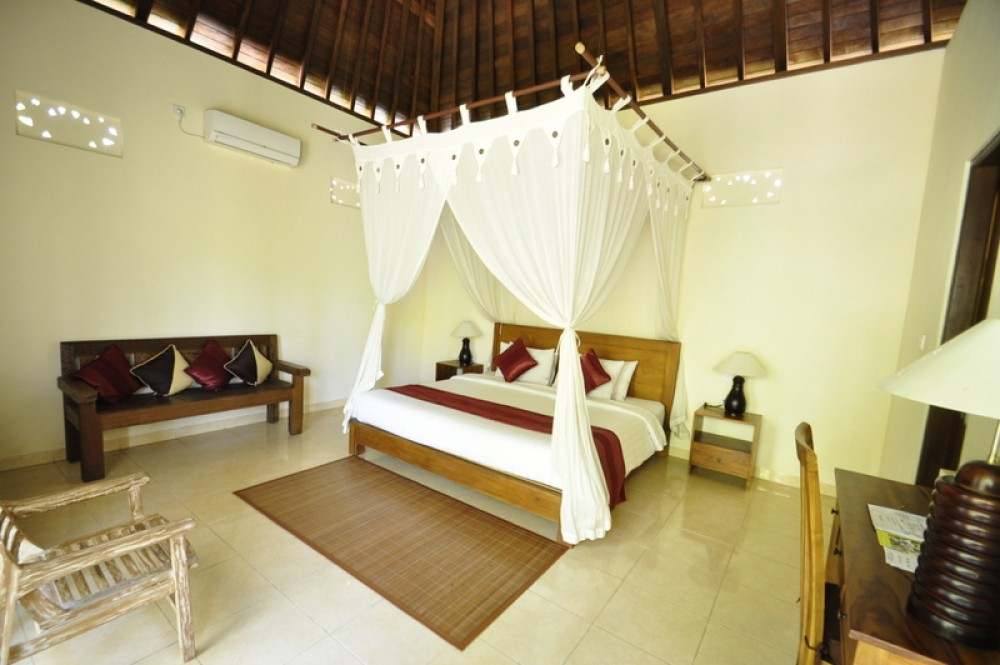 TWO BEDROOMS WITH JUNGLE VIEW