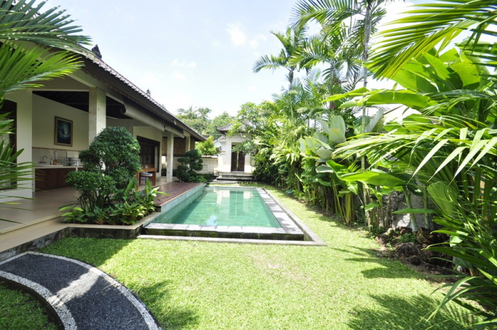 TWO BEDROOMS VILLA IN UBUD