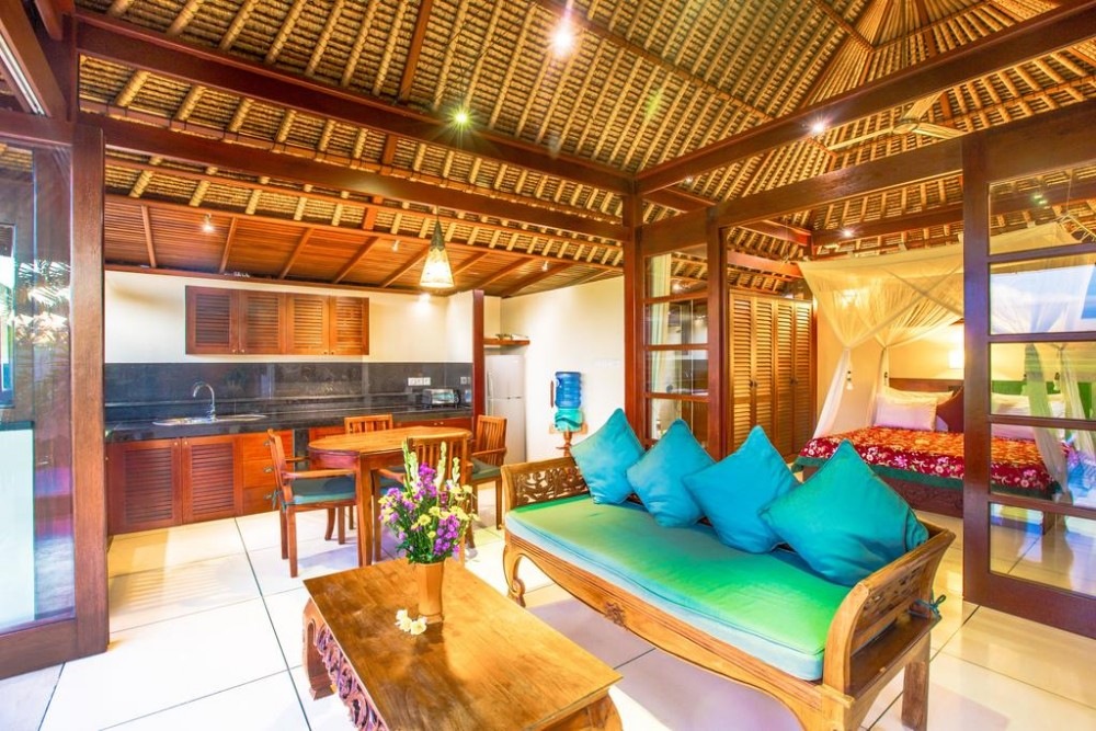 GREAT INVESTMENT FOR COMPLEX 5 VILLAS IN UBUD