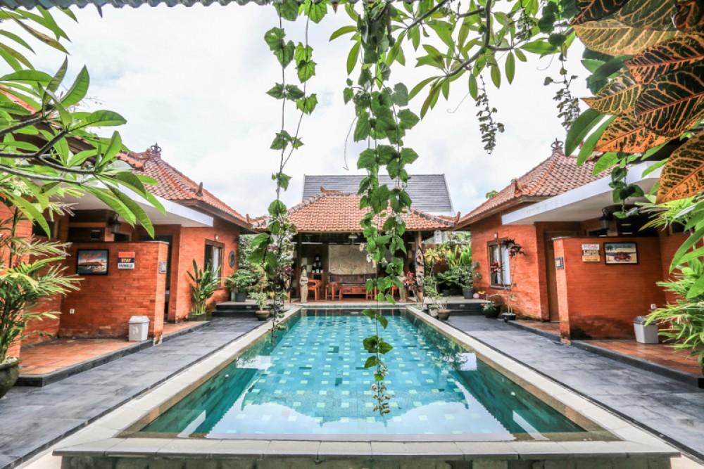 Empat kamar tidur freehold villa dijual di Ungasan