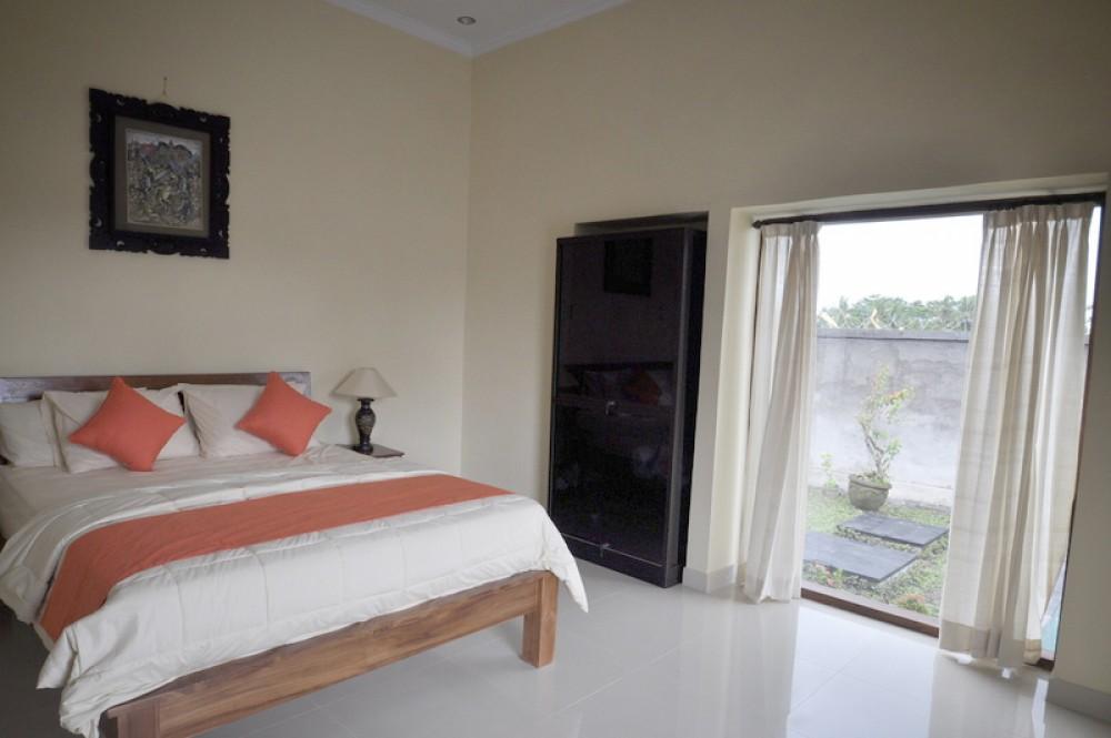 BRAND NEW ONE BEDROOM HOUSE IN UBUD