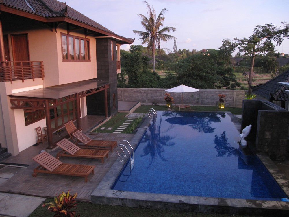 big beautiful five bedroom villa in kerobokan