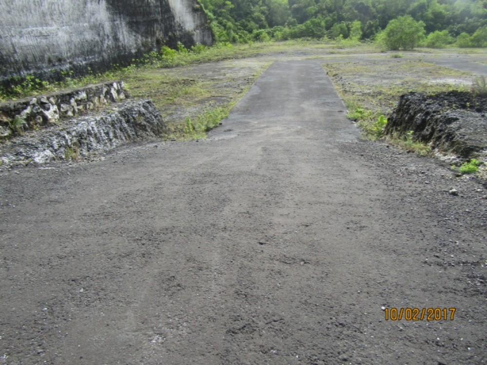 Big space land in Ungasan