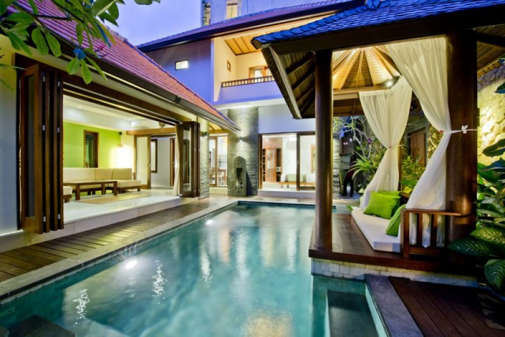 2 Bedrooms Leasehold real estate close to beach for sale in Seminyak