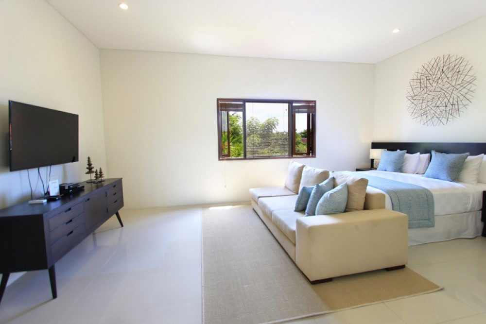 Luxury four bedrooms freehold villa for sale in Sanur