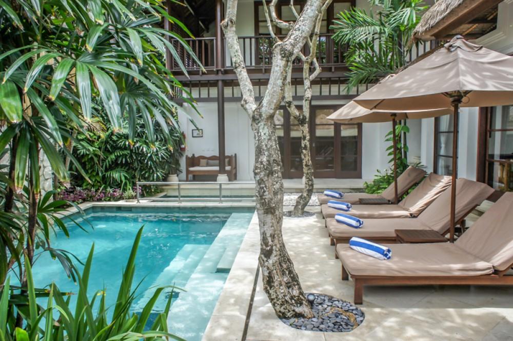 Beautiful two level Balinese style villa located in an exclusive Jimbaran Bay 5* Resort