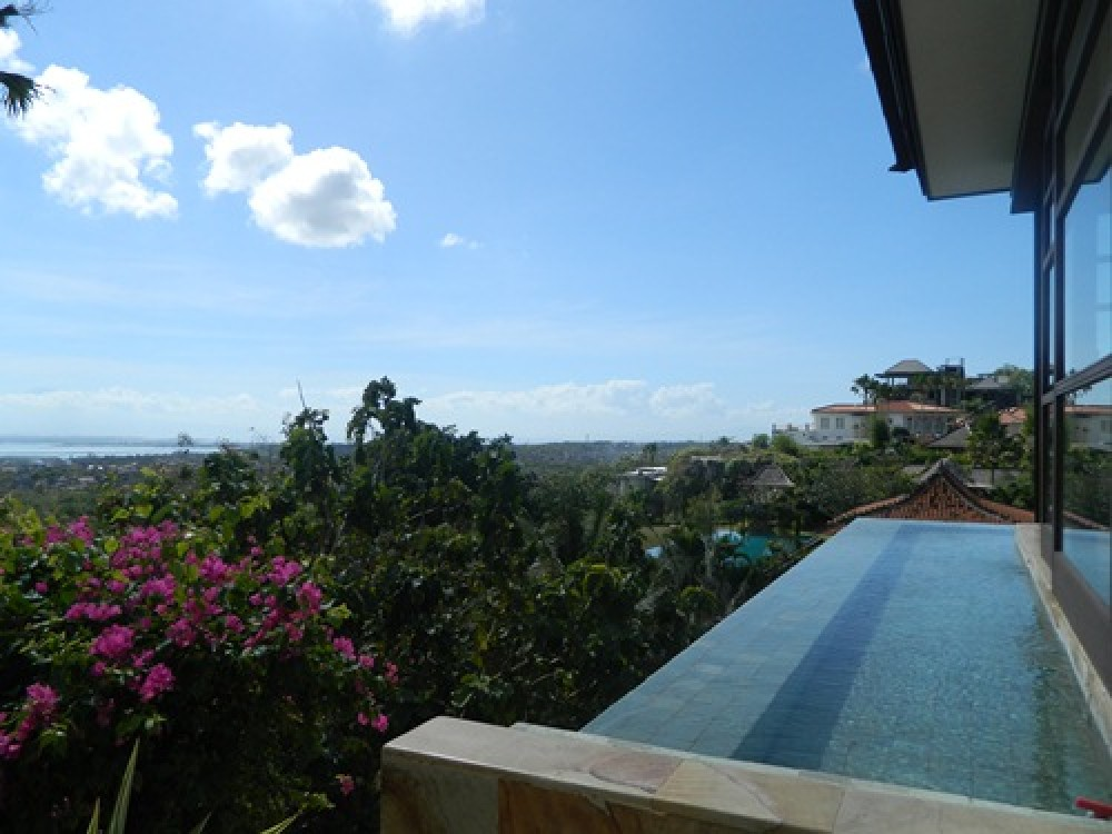 Amazing Ocean View 5 Bedrooms Real Estate for Sale in Jimbaran