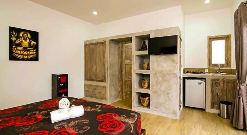 Baik ROI enam kamar tidur studio dijual di Kerobokan